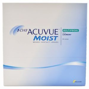 1-Day Acuvue Moist Multifocal, 90 Stück Kontaktlinsen von Johnson