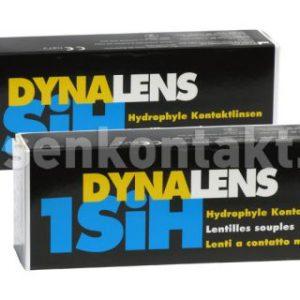 Dynalens 1 SiH, 2 x 30 Stück Kontaktlinsen von Dynoptic