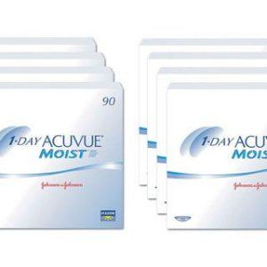 1-Day Acuvue Moist 2x360 Stück Kontaktlinsen von Johnson &