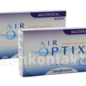 Air Optix Multifokal, 2 x 6 Stück Kontaktlinsen von Ciba Vision