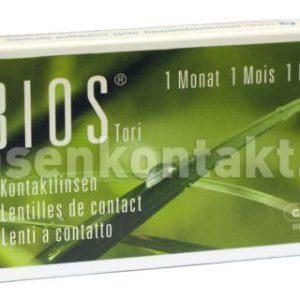 Bios Tori 1-Monat, 6 Stück Kontaktlinsen von Conil