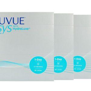 Acuvue Oasys 1-Day for Astigmatism with HydraLuxe Kontaktlinsen von